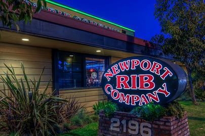 Newport Rib Co. Exterior